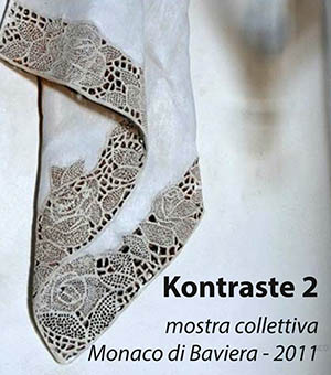 Kontraste 2, collective exhibition - Munich Germany 2011